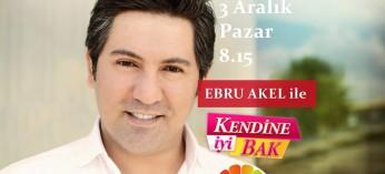 Pazar kahvaltınıza misafir oluyoruz.. sabah 8.30'da sevgili Ebru Akel'le Show Tv'de çocukları ve ilişkileri konuşacağız..