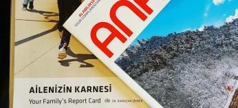 Ailenin Karnesi adlı yazımız THY @anadolujet dergisinde... iyi uçuşlar keyifli okumalar...
