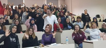 İstanbul Üniversitesi Maçka Kampüsünde