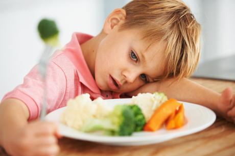 Yemek Seçen Çocuklarla Nasıl Baş Edilir ?