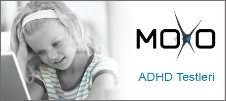 Moxo Dikkat Eksiliği & Hiperaktivite Testi