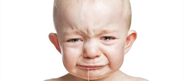 Bırakın bebeğiniz ağlasın!