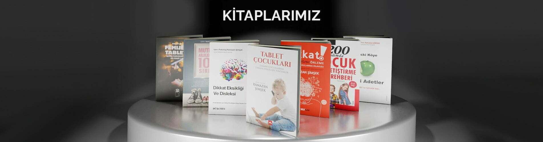 Ramazan Şimşek Kitapları